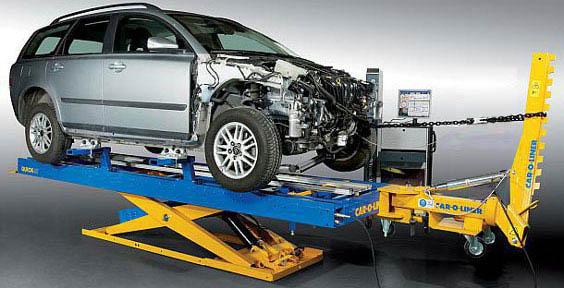 Car Frame Repair Estimate